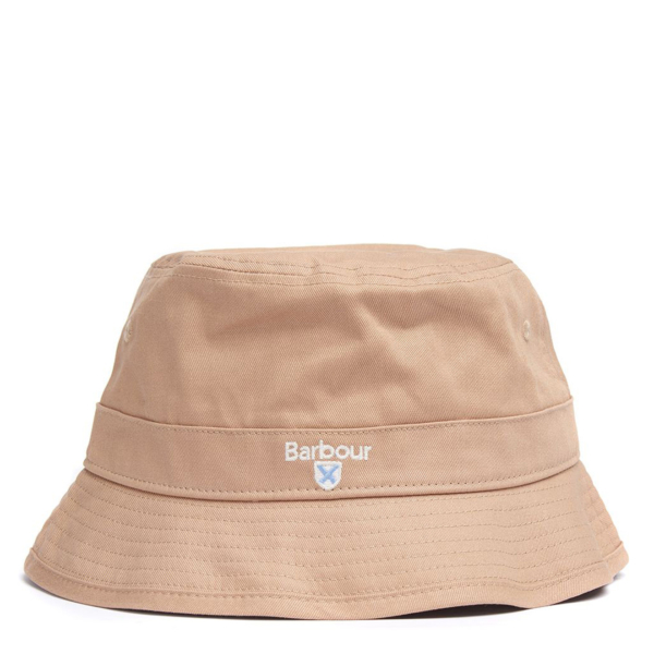 Barbour Cascade Bucket Hat Stone