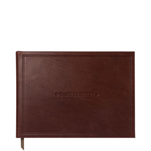 James Purdey Montblanc Ltd Numbered Edition Game Book Purdey Havana