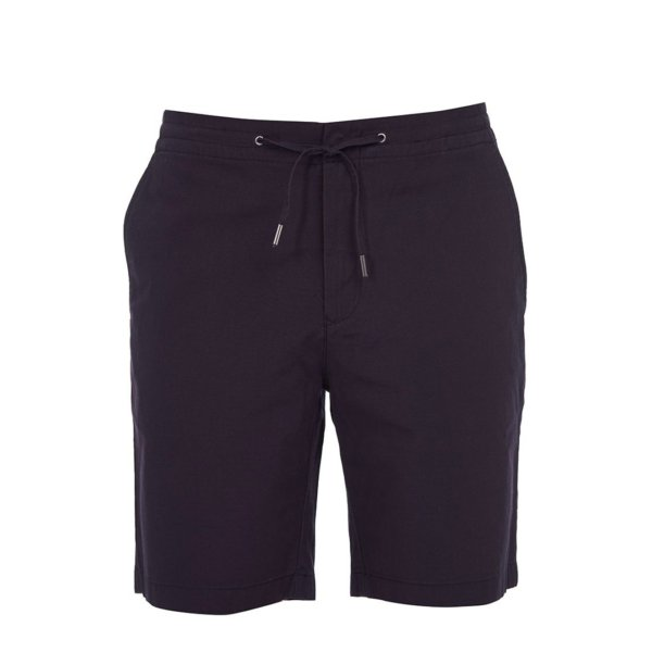Barbour Bay Ripstop Shorts Navy