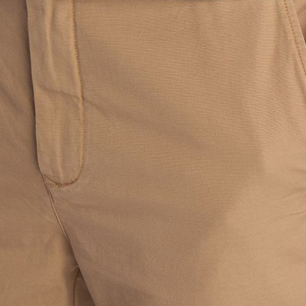 Barbour Bay Ripstop Shorts Sand