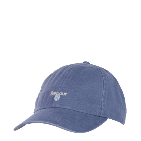 Barbour Cascade Sports Cap Washed Blue