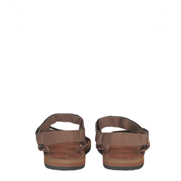 Barbour Hillman Sandal Brown