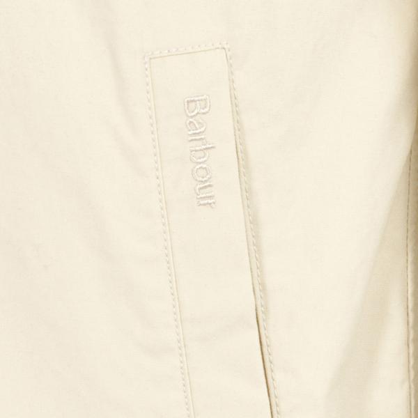Barbour Pinzel Casual Jacket Chalk