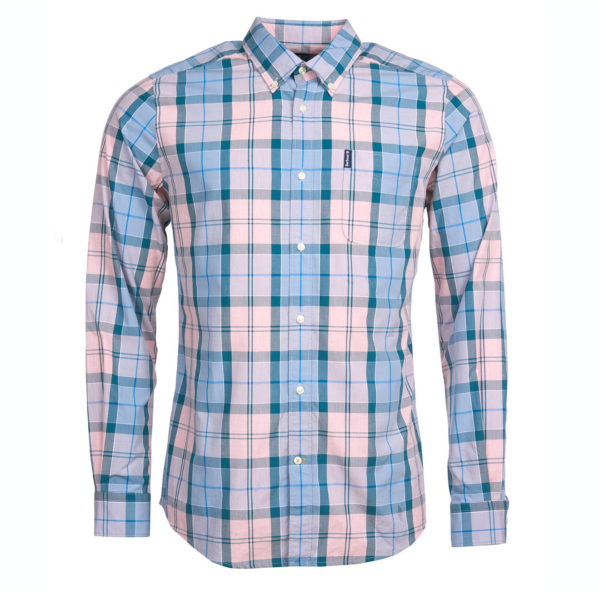 Barbour Sandwood Shirt Pink