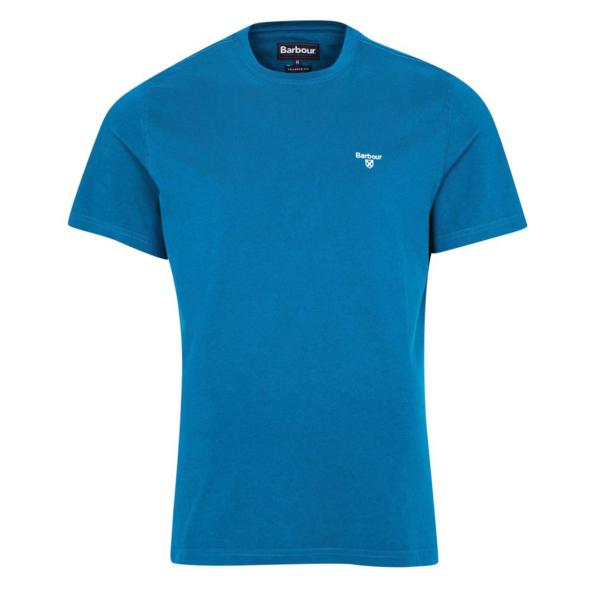 Barbour Sports T-Shirt Lyons Blue