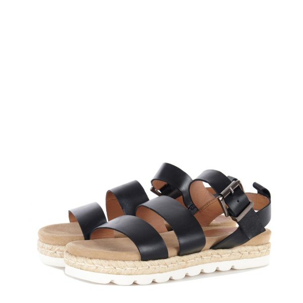 Barbour Womens Gabbie Sandal Black