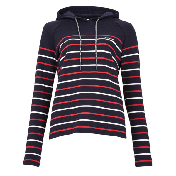 Barbour Womens Holywell Sweat Navy