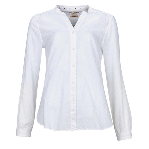 Barbour Womens Southport Shirt Cloud