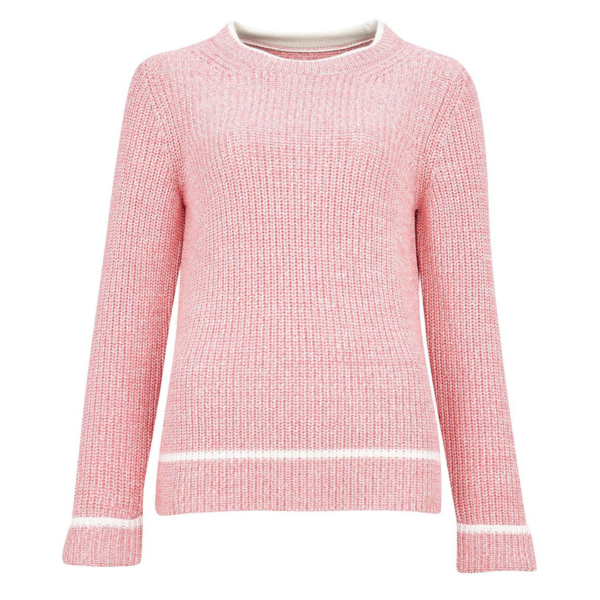 Barbour Womens Tynemouth Knit Sherbet
