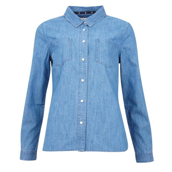 Barbour Womens Tynemouth Shirt Authentic Wash