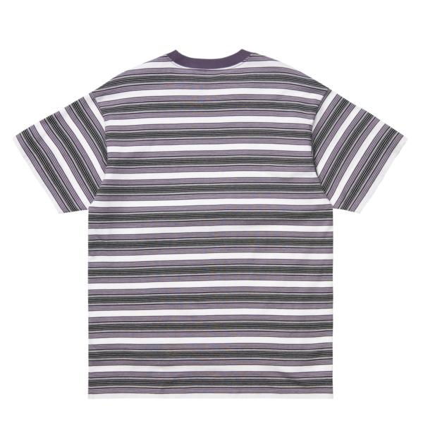 Carhartt S/S Otis T-Shirt Otis Stripe / Provence
