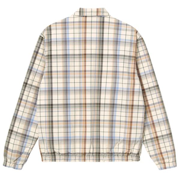 Carhartt Vilay Jacket Vilay Check / Natural