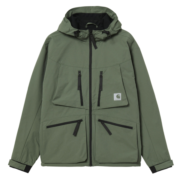 Carhartt Hurst Jacket Dollar Green