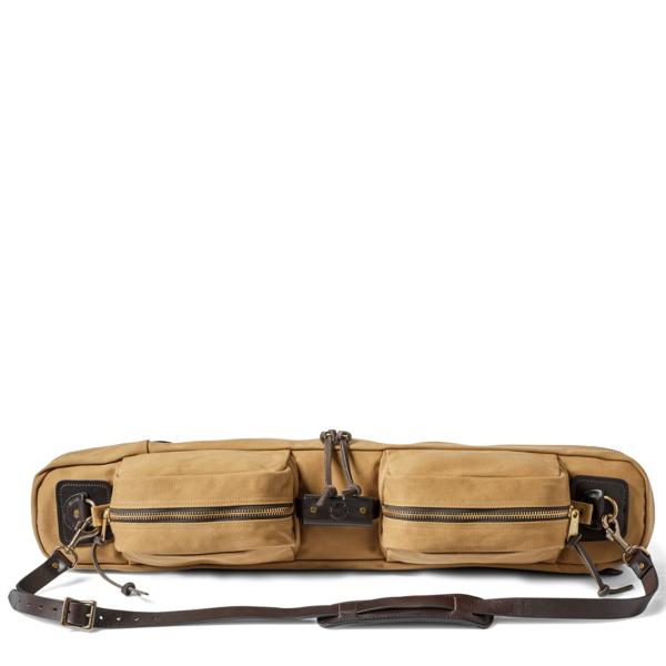 Filson Compact Rod Case Tan