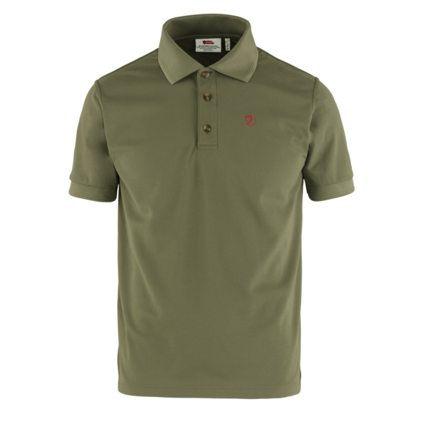 Fjallraven Crowley Pique Shirt Light Olive