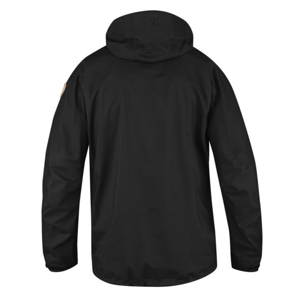 Fjallraven Keb Eco-Shell Jacket Black
