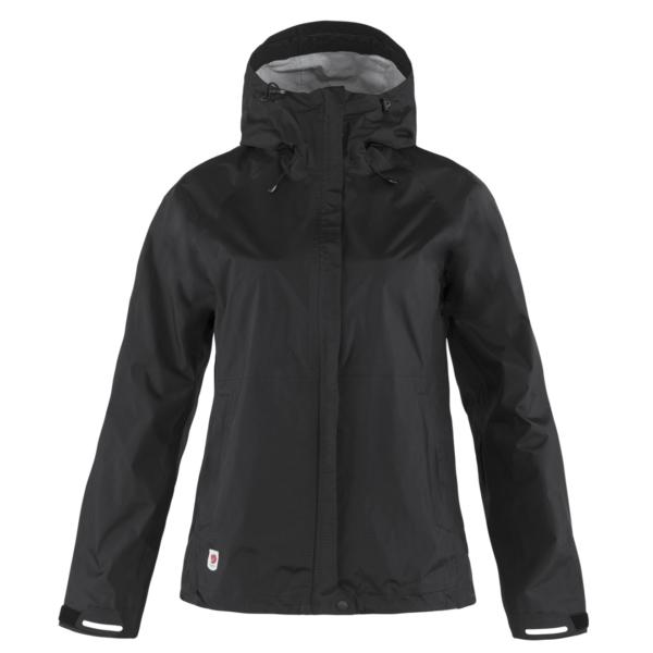 Fjallraven Womens High Coast Hydratic Jacket Black