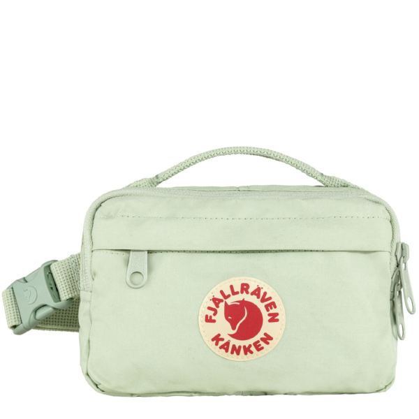 Fjallraven Kanken Hip Pack Mint Green
