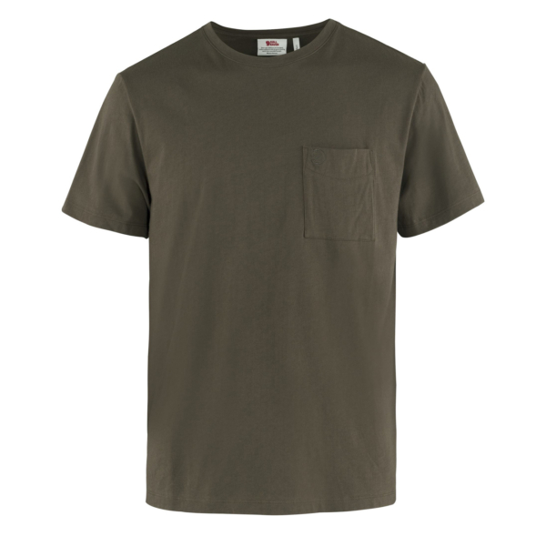 Fjallraven Ovik T-Shirt Dark Olive