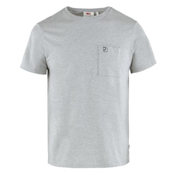 Fjallraven Ovik T-Shirt Grey Melange