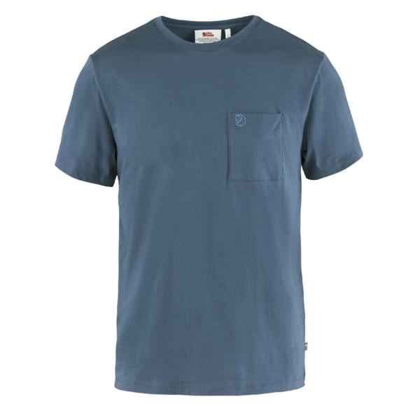 Fjallraven Ovik T-Shirt Uncle Blue