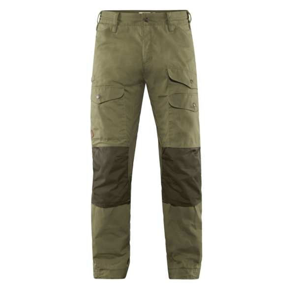 Fjallraven Vidda Pro Ventilated Trousers Short Lauren Green / Deep Forest