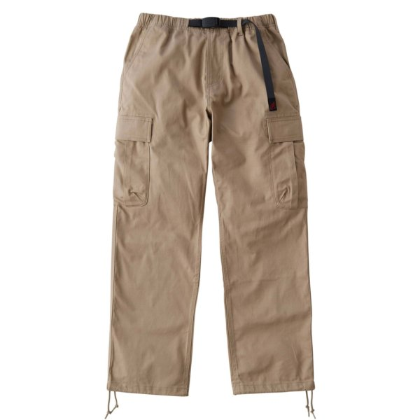 Gramicci Back Satin Cargo Pants Desert