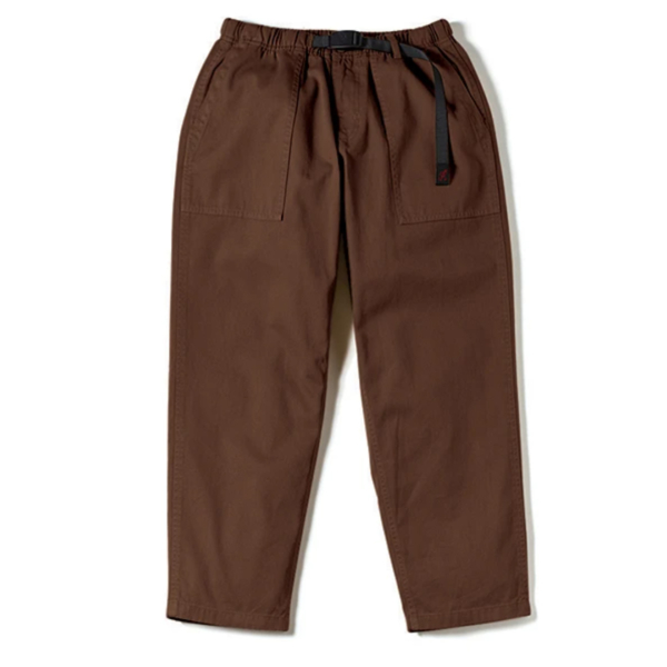 Gramicci Loose Tapered Pants Brown