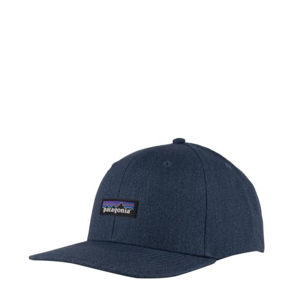 Patagonia Tin Shed Hat P-6 Logo Stone Blue