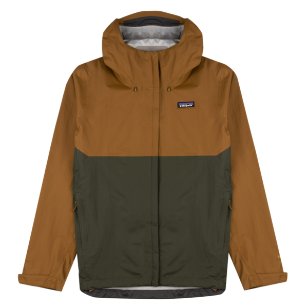 Patagonia Torrentshell Jacket Mulch Brown