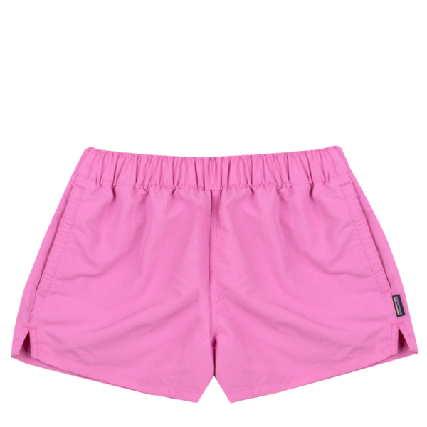"Patagonia Womens Barely Baggies Shorts 2.5"" Marble Pink"
