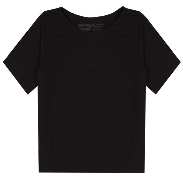 Patagonia Womens Conversion T-Shirt Black
