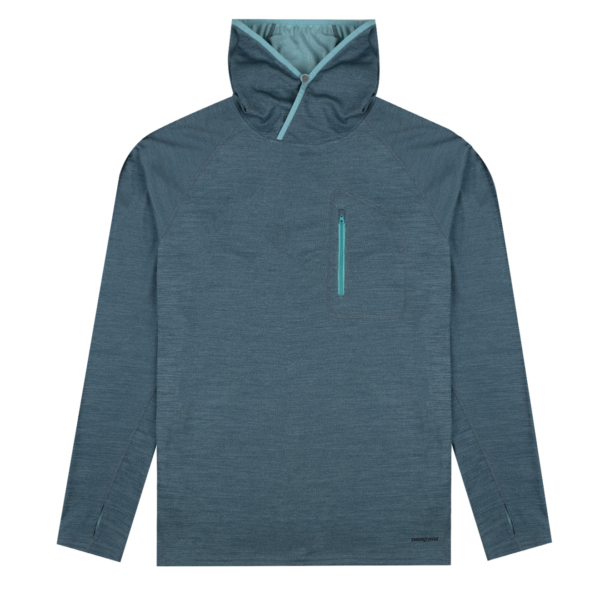 Patagonia Sunshade Technical Hoody Abalone Blue