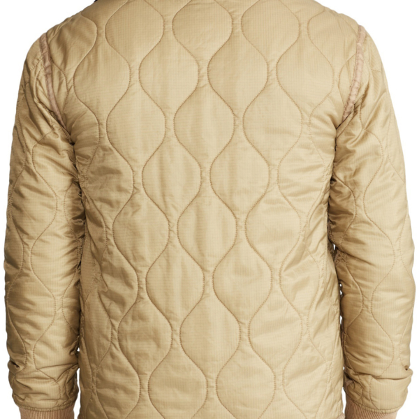 Polo Ralph Lauren Quilted Liner Jacket Desert Khaki