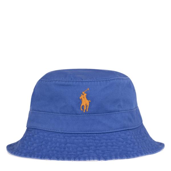 Polo Ralph Lauren Loft Bucket Hat New Iris