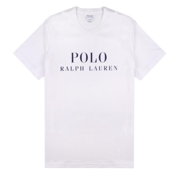 Polo Ralph Lauren S/S Crew Neck Sleep Top White