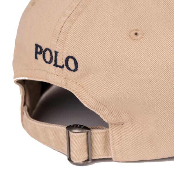 Polo Ralph Lauren Sports Cap Nubuck / Relay Blue
