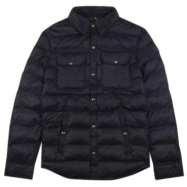 Polo Ralph Lauren Terra Poly Fill Jacket Collection Navy