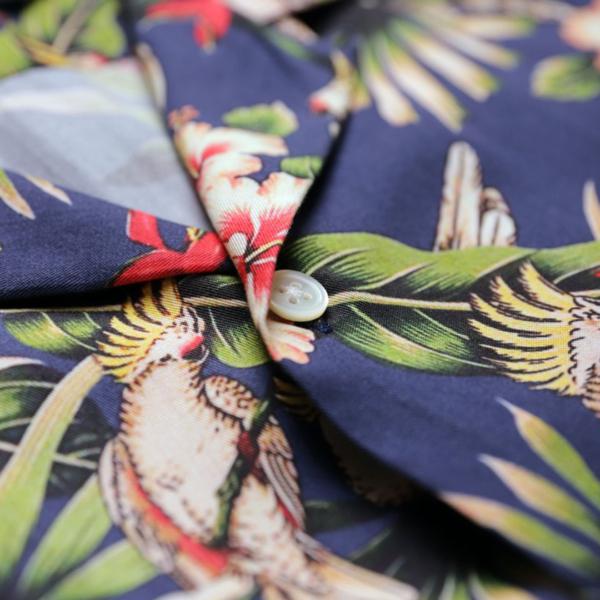 Portuguese Flannel Amazonia SS Shirt Amazonia