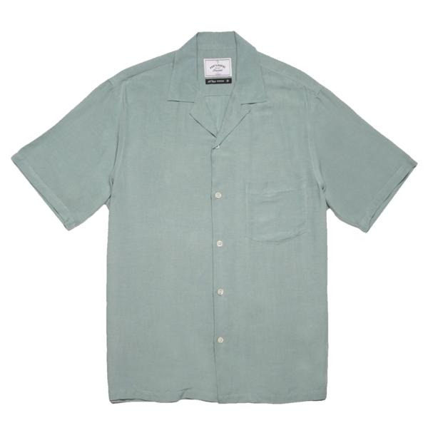 Portuguese Flannel Catown SS Shirt Verdete