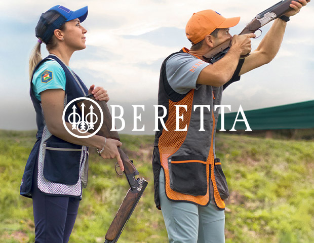 Beretta Spring Summer Clay Shooting Vest & Accessories