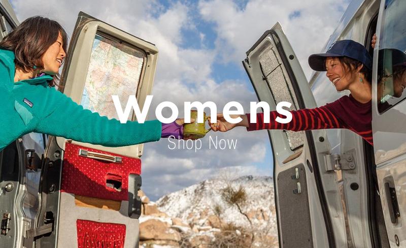 Womens Casual Patagonia Clothing