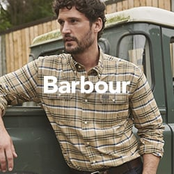 Barbour Clothing Long Sleeve Shirt Tailored Tartan