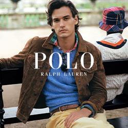 Wearing Classic Polo Ralph Lauren Jacket, Trousers & Sweater