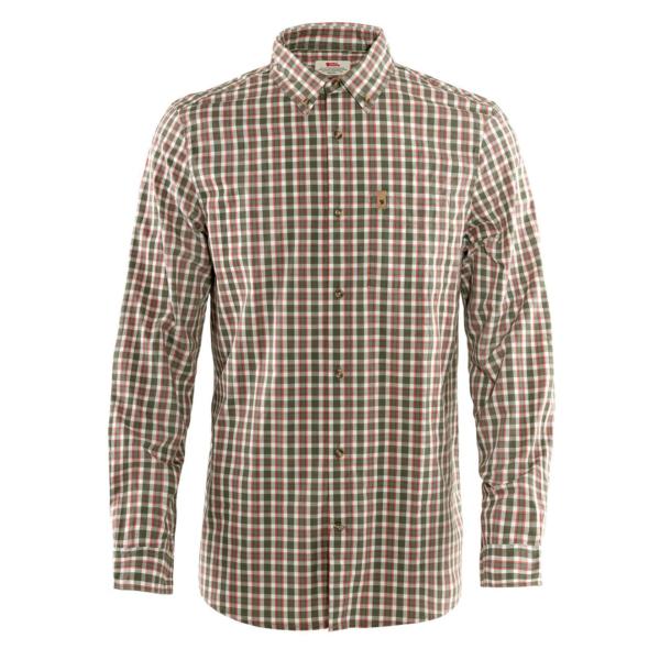 Fjallraven Ovik Shirt Laurel Green