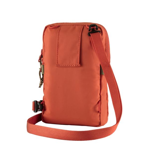 Fjallraven High Coast Pocket Bag Rowan Red