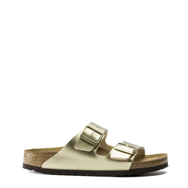 Birkenstock Womens Arizona Sandal BF Gold