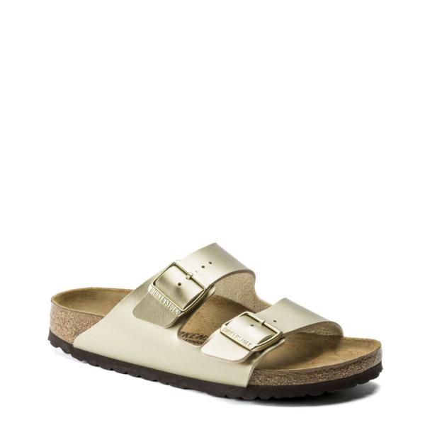 Birkenstock Womens Arizona Sandal BF Gold