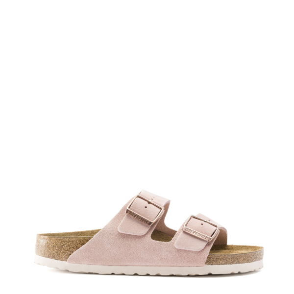 Birkenstock Womens Arizona Soft Footbed Light Rose