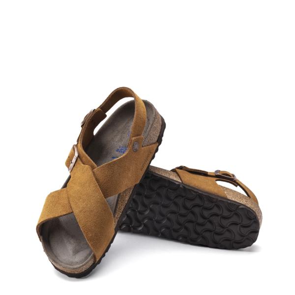 Birkenstock Womens Tulum Soft Footbed Mink